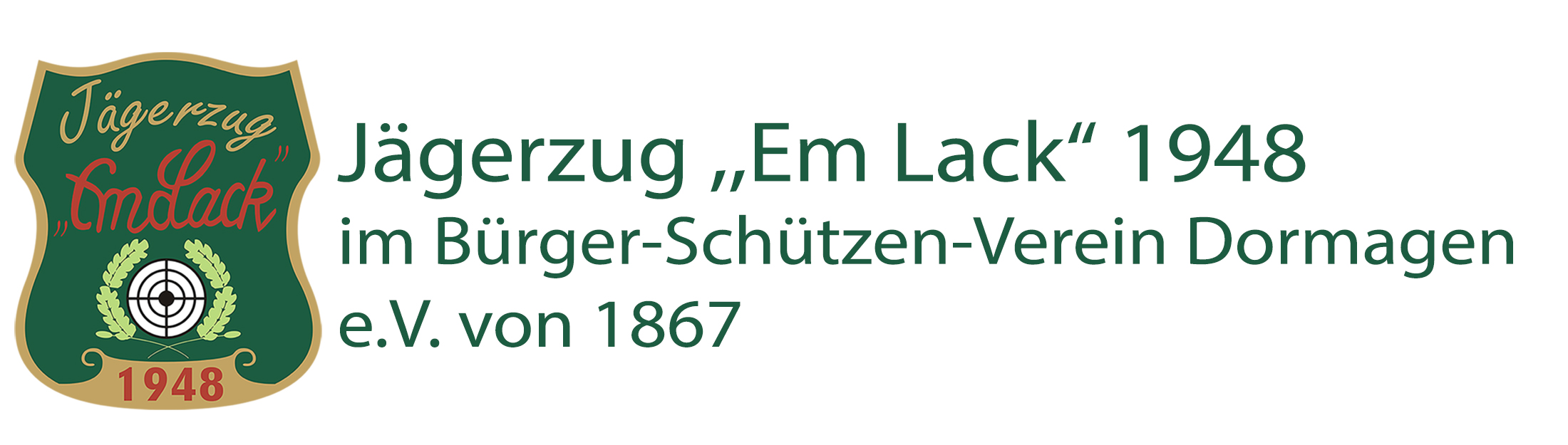 Jägerzug Em Lack 1948